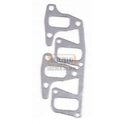 Exhaust mainfold gasket PERKINS 1006.60 1006.60T 1006.60TW 6 cylinders