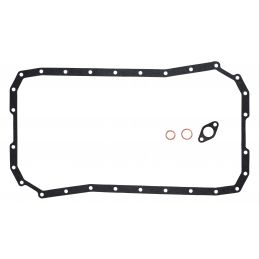 Oil pan gasket Case, Cummins, 4T390, 4T390, 4TA390