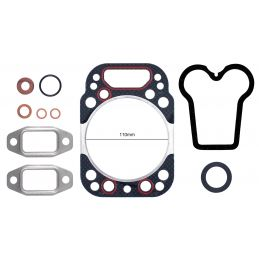 Head gasket set Fendt, MWM D227-4, D227-6 0,85mm