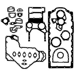 Bottom gasket set  Perkins 1006-6, 1006-6T