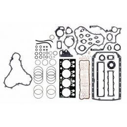 Full gasket set with Sisu 420D (reinforced head gasket, without simmerings)