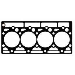 Head gasket Case D-206, D-239, D-246, D-268 - reinforced, 3-layers