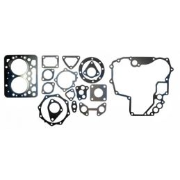 Gasket set Kubota Z402 (set without valve cover gasket, valve seal and simmering)