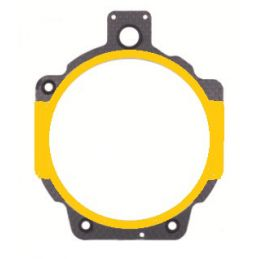 Head gasket Same 1,4mm - 2 holes - service version - 0.078.14520/30