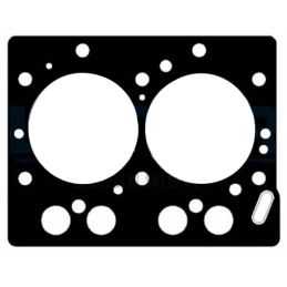 2-cylinder engine head gasket