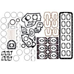 Full gasket set Hurlimann...