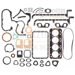Full gasket set 1,5mm fi100mm Fiat, New Holland